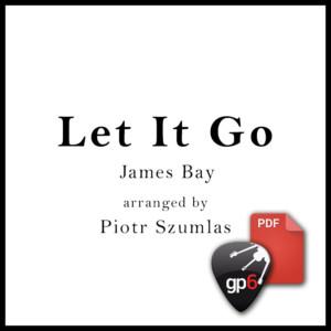 james bay let it go