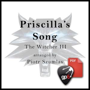 priscilla's song